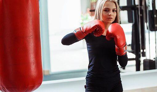 キックボクシングのダイエット効果について調べてみました!!
